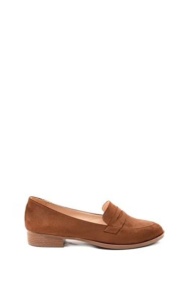 Sapin Ayakkabı Taba